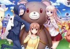 fang nakajima yuka scan tagme teddy bear
