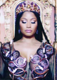 reapahs:    Nicki Minaj - No Frauds