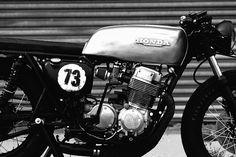 '73 Honda CB750 Brat