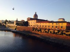 Florence in the morning