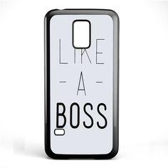 Like A Boss TATUM-6498 Samsung Phonecase Cover Samsung Galaxy S3 Mini Galaxy S4 Mini Galaxy S5 Mini