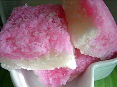Coconut Sugar cake #barbados #trinidad #coconut