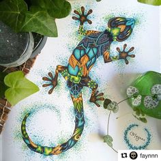 #Repost @faynnn with @repostapp   Zuldazar is a little lizard escaped from a Troll tribe. He loves hanging out in the jungle and hunt banana ! His best friend is Owlie the owl you can see it on @int_kti account  In World of Warcraft video game #zuldazar i