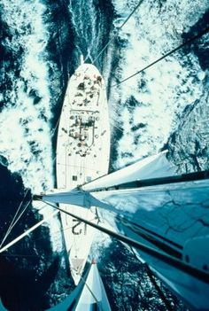 1985-86 Whitbread Round the World Race: Atlantic Privateer