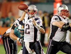 THE BLEACHER BRIEFINGS: Brady Sends an Emphatic Message