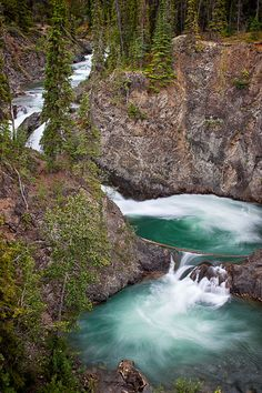 Yukon River - Whitehorse, Yukon Territory, Canada. You'll see this beautiful river when your Alaska Highway road trip stops in Whitehorse.