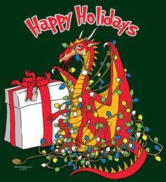 dragon group images holiday christmas - Google Search