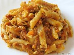 Recetas Monsieur Cuisine Plus, Pasta Recipes, Risotto, Macaroni And Cheese, Curry, Tasty, Cooking, Ethnic Recipes, Natural