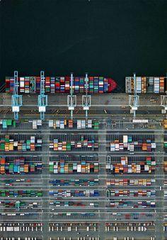 Jeffrey Milstein - Container Port 38