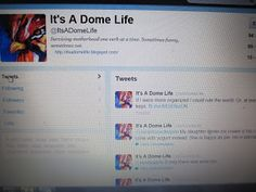 Twitter Loves Me After All | It's A Dome Life