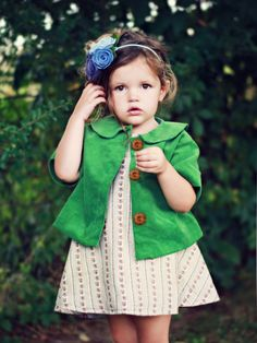 Molly Jacket Sewing Pattern---oh that is so my Matilda!