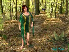 Lady Nature by ~jeremusic on deviantART