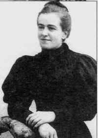 Leonie Martin a.k.a. Sister Francoise Therese sister of St. Therese of Lisieux