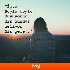 Cahit Zarifoğlu #cahitzarifoglu