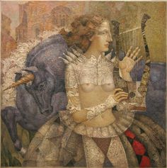 Alexander Sigov | Russian Surrealist painter