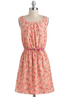 Safari As I Know Dress, #ModCloth