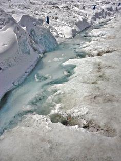 Athabasca Glacier, Albert Canada