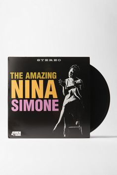 Nina Simone - Amazing LP #UrbanOutfitters