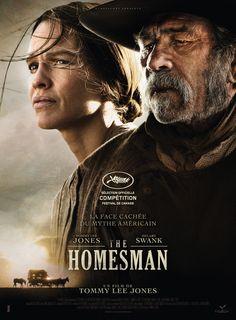 """""""The Homesman"""" próximo filme de Tommy Lee Jones ganha trailer e cartaz http://cinemabh.com/trailers/the-homesman-proximo-filme-de-tommy-lee-jones-ganha-trailer-e-cartaz"""