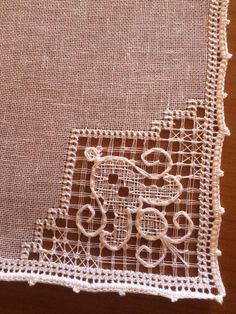 Hardanger Embroidery, Needle Lace, Sicilian, Ornaments, Embroidery