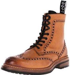 John Fluevog Newell Mens Winter Boot- Choose