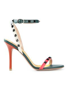 Shop Valentino Garavani 'Rockstud' sandals in Luisa World from the world's best independent boutiques at farfetch.com. Over 1000 designers from 300 boutiques in one website.