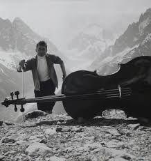 Maurice Baquet by Robert Doisneau