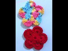 MARLY THIBES: florzinha facil croche