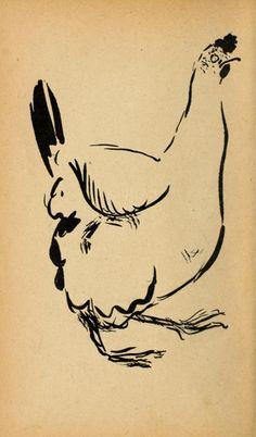 Bonnard - chicken
