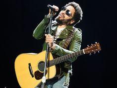 Star Tracks: Monday, September 21, 2015   FESTIVAL FEVER   Rocker Lenny Kravitz takes the stage at Atlanta's Music Midtown festival on Saturday.