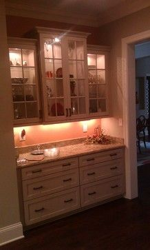 Cabinets on pinterest kitchen sale wood floor kitchen and two toned