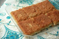 Seedo's Famous Knafeh: Sweet Cheese Pastry with Orange Blossom and Rose Syrup