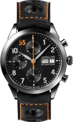 Raidillon Watch Casual Friday Chronograph Limited Edition #add-content…