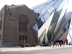 The ROM. One of my favourite places