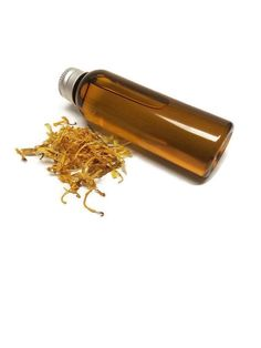Calendula OilInfused OilBath OilBody by DistractedByShinies  This listing is for a 2 ounce bottle of infused oil, you pick which oil you prefer! The infusion process is done through a low and slow heat process then strained thoroughly into the bottle.   You can use this oil as a bath oil, body oil, even a massage oil!   Take care when using it as a bath oil though as it can make your tub slippery, so please be careful!