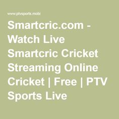 how to live stream the cricket for free