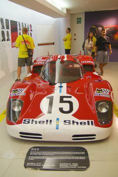 """""""Visitar o Museu Ferrari é um programa inesquecível!"""" by @turismoemroma"""