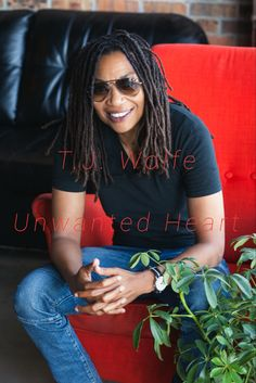 Wolfe takes readers to new adventures with her new novels featuring Unwanted Heart and Secrets of the Dark Rose: Epilogue to Unwanted Heart. New Adventures, My Dream, Lesbian, Marriage, Dreadlocks, Heart, Hair Styles, Woman, Valentines Day Weddings