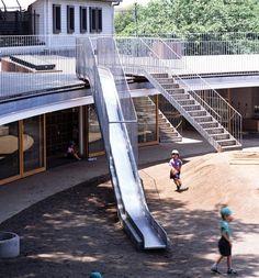 Fuji Kindergarten   Tezuka Architects