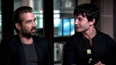"""Actor Colin Farrell tells TODAY that he always had """"a bit of a gripe"""" about not being part of the original """"Harry Potter"""" series, but says it was fun to look """"ridiculous"""" waving his wand in """"Fantastic Beasts and Where to Find Them."""" Co-star Ezra Miller reveals his favorite """"dude"""" that viewers will get to meet in the new film, written by Potter creator J. K. Rowling."""