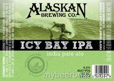 mybeerbuzz.com - Bringing Good Beers & Good People Together...: Alaskan Brewing - Icy Bay IPA