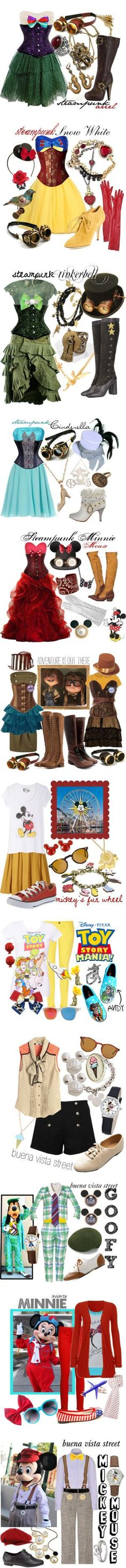 """Disney Inspired"" by princesschandler on Polyvore"