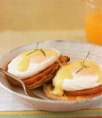 Eggs Benedict - Easter Brunch tradition