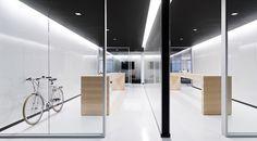 Designline Office - Praxis: Frisco Rot-Weiß