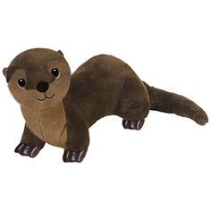 diy sewing otter pattern stuffed animal plushie projects to try