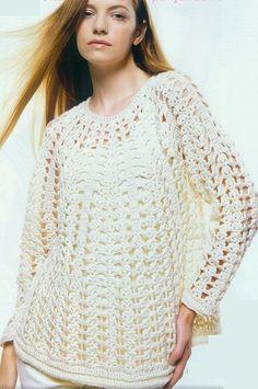 Ideas para el hogar: Tùnicas crochet