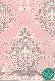 Moda Puttin' On The Ritz Puttin' On The Ritz Pink 54096 11 Pink by Bunny Hill Designs