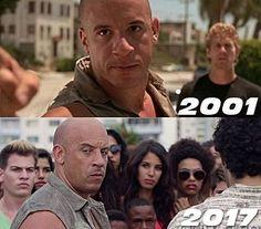 Fast & Furious Turkey @fastandfuriousturkey - Toretto. #FastandFurious...Yooying