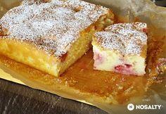 Joghurtos-epres sütemény