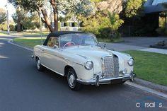 1959 Mercedes-Benz 220SE W128